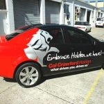 Custom Car Wraps Sydney | All Signage Needs | Absolute Sign Solutions