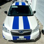 Car Stripes   Custom Vehicle Signage   Absolute Sign Solutions