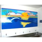 Custom Airbrush Signs   Absolute Sign Solutions Sydney