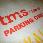 Line Marking Northern Beaches   Stencil Marking   Absolute Sign Solutions