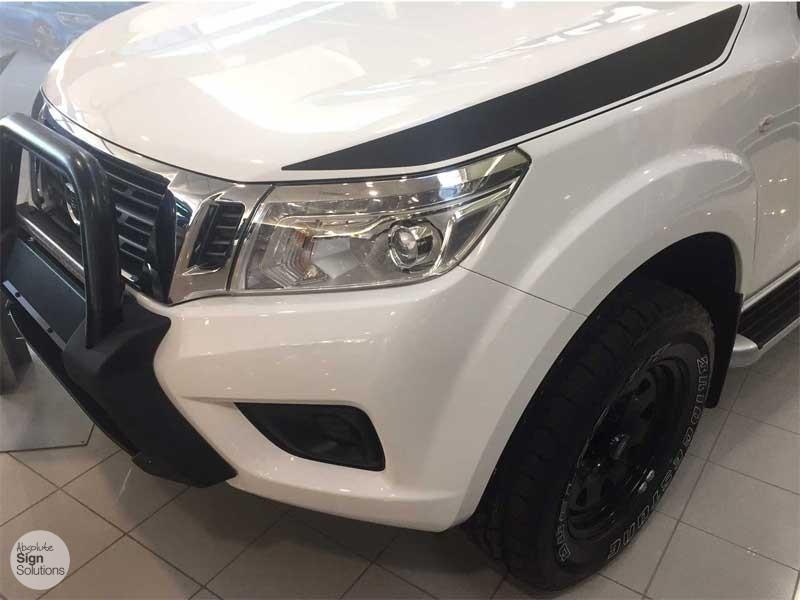 custom vehicle stripes