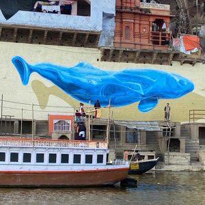 Wall mural Varannasi