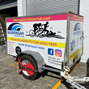 trailer advertising sydney